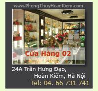Cửa Hàng Phong Thủy Hoàn Kiếm - Trực thuộc Hệ Thống Cửa Hàng VatPhamPhongThuy.com