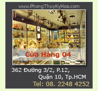 Cửa Hàng Phong Thủy Kỳ Hòa - Trực thuộc Hệ Thống Cửa Hàng VatPhamPhongThuy.com