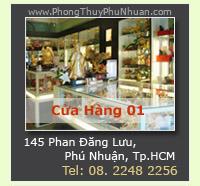 Cửa Hàng Phong Thủy Phú Nhuận - Trực thuộc Hệ Thống Cửa Hàng VatPhamPhongThuy.com